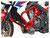 ZIEGER CRASHBAR CB650F 14-18/CB 650 R 19-