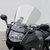 Ветровое стекло ZTechnic V-STREAM, для  BMW F 800 S/ST, прозрачное, 49X43см