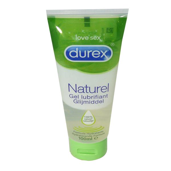 gels lubrifiants naturels
